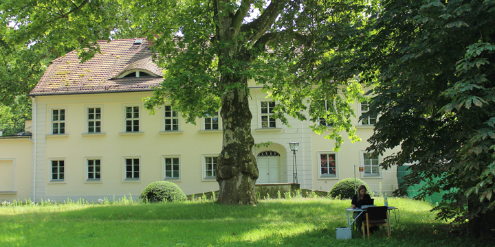Schlosspark Sacrow, Potsdam